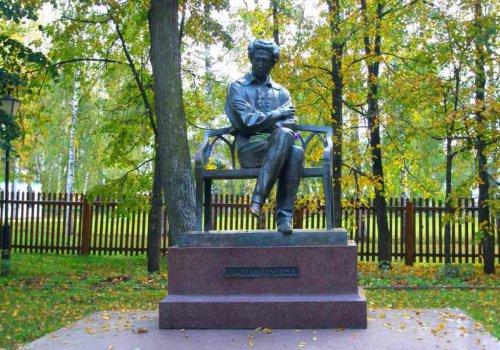 Посвящено жизни и творчеству А.С. Пушкина