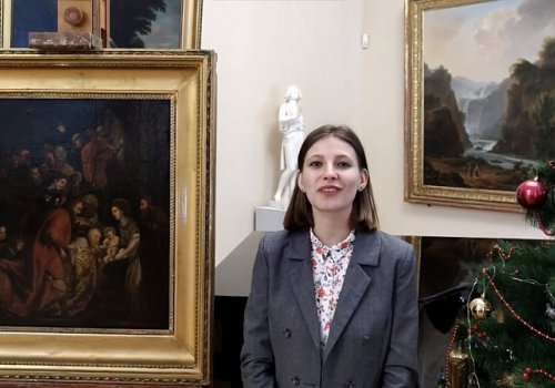 Рождественские сюжеты на картинах западноевропейского искусства из коллекции Донецкого республиканского художественного музея