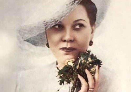 Актриса, «игравшая» песни: к 115-летию со дня рождения Клавдии Шульженко